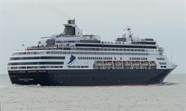 VASCO DA GAMA, built as HAL's STATENDAM, has found new owners. © Christian Costa