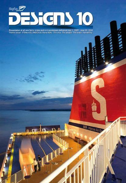Shippax Designs 10, Stena RoRo - STENA HOLLANDICA   Shippax
