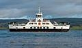 The Fishnish-Lochaline service is operated by the double-ended LOCHINVAR © Maritime Photographic