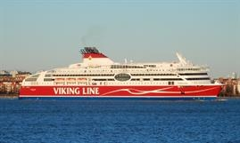 VIKING XPRS will offer a third departure on Fridays and Sundays © Jukka Huotari