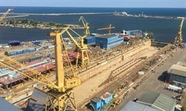 The shipyard in Mangalia, Romania, has been acquired by Damen © Damen