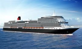 A fourth Queen for Cunard © Cunard Line