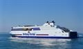 The second E-Flexer for Brittany Ferries will be the first in the series to be LNG-powered © Brittany Ferries