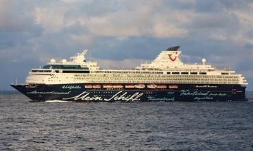 MEIN SCHIFF 1 will emerge from her refit as MARELLA EXPLORER © Kai Ortel