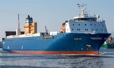 Sea-Cargo has chosen Gothenburg as the Swedish port of call for its new Swinoujscie service. © Frank Lose