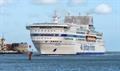 Brittany Ferries relies heavily on passenger revenues, which has made the French operator COVID-prone. © Maritime Photographic