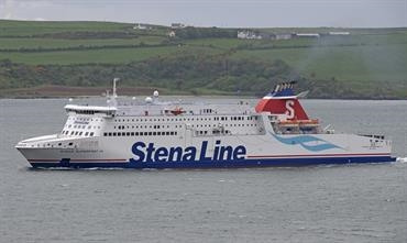 STENA SUPERFAST VII and VIII have been acquired en-bloc by Stena © Frank Lose