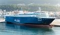 Inter Shipping will replace NOVA STAR by MED STAR, the ex- VASTERVIK © George Giannakis