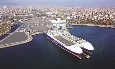 Already four years ago, DFDS tried to acquire U.N. Ro-Ro © U.N. Ro-Ro