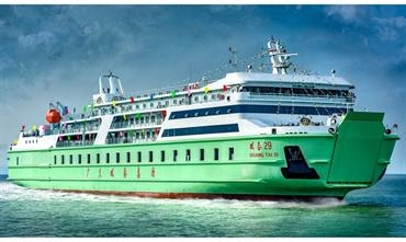 The new ships will be a further evolution of SHUANG TAI 29 © Guangdong Suangtai Transportation Group