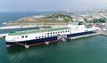 The Danish-flagged BELGIA SEAWAYS has become the Turkish-flagged TROY SEAWAYS © DFDS