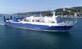 Ukrferry has confirmed the charter of KAUNAS to Aegean Seaways © Ukrferry