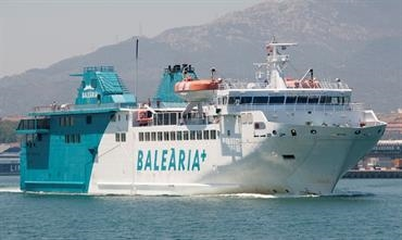 PASSIÓ PER FORMENTERA has been assigned to operate the Public Service Contract between Algeciras and Ceuta © Frank Lose